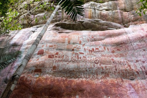Archaeologists Just Discovered Tens of Thousands of Ultra-Realistic Ancient Rock Paintings in the Colombian Amazon