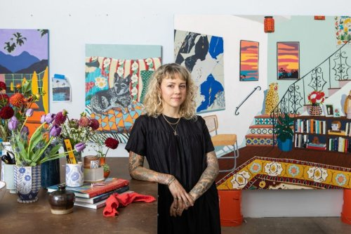 With Her Market Ascending, Hilary Pecis Joins Los Angeles's David Kordansky Gallery