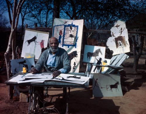 New Documentary Showcases Bill Traylor's Bracing Visions of the Past and the Present