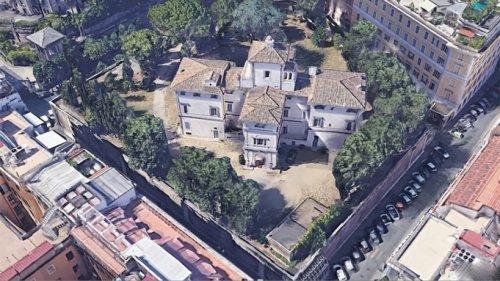 A $550 M. Roman Villa Decorated by Caravaggio Hits the Auction Block