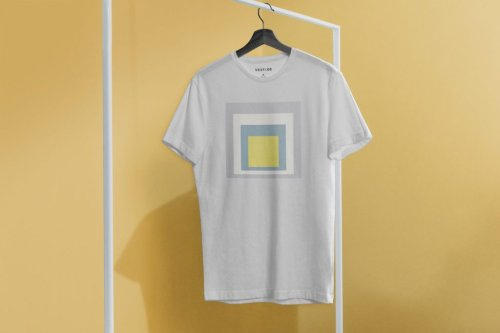 Josef Albers's Squares Become Customizable T-Shirts