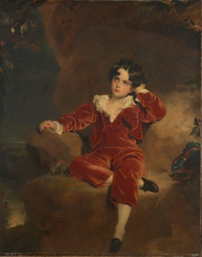 London's National Gallery to Acquire Thomas Lawrence's 'Red Boy' Portrait for £9.3 M.