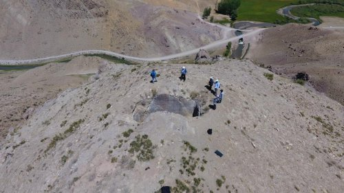 2,800-Year-Old Castle from Lost Kingdom of Urartu Discovered in Eastern Turkey