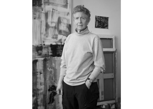Louise Fishman, Painter Who Saw Abstraction and Identity as Being Intimately Related, Has Died at 82
