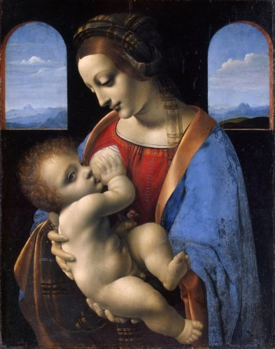 Hermitage Museum to Sell Monet, Leonardo Paintings as NFTs
