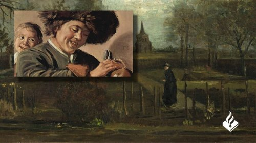 Dutch Man Arrested in Connection with High-Profile Heists of van Gogh, Hals Works