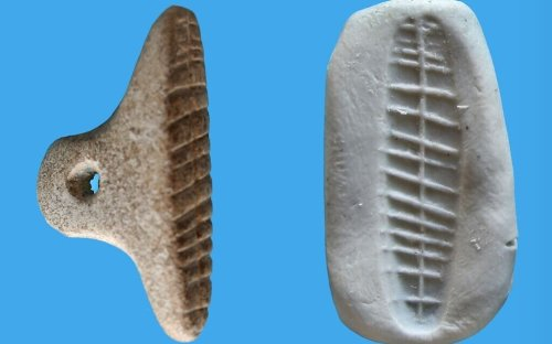 7,000-Year-Old Stamped Seal Found in Prehistoric Levant Village