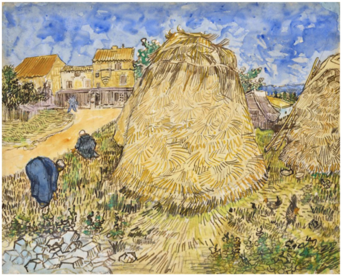 $20 M. Van Gogh to Be Auctioned Under Restitution Settlement with Heirs of Persecuted Collectors