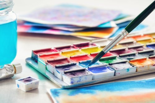 The Best Professional Pan Watercolor Paints for En Plein Air Works