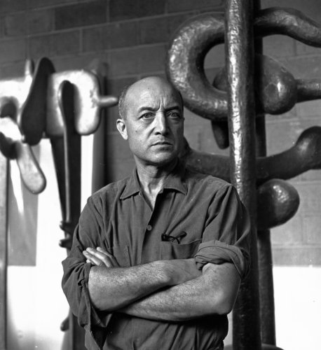 Departing Pace, Isamu Noguchi Heads to White Cube Gallery