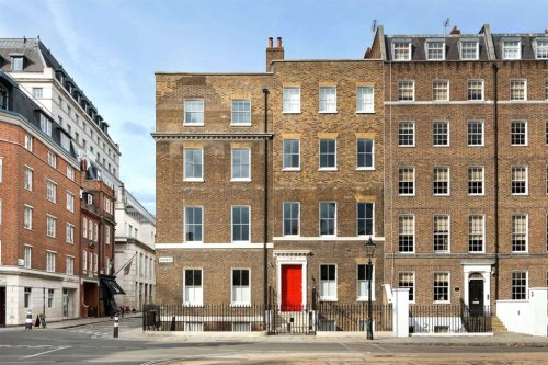 Anish Kapoor Asks $26 Million for one of Central London's Largest Homes
