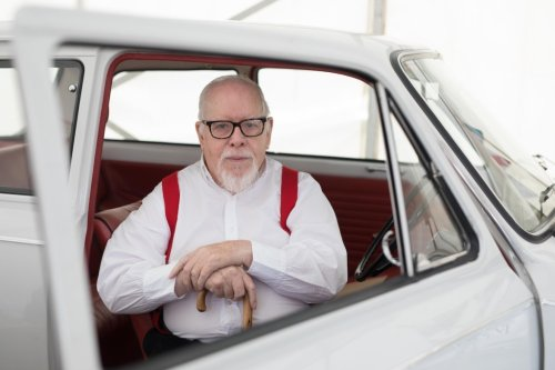 How Sir Peter Blake Became Britain's Preeminent Pop Art Star