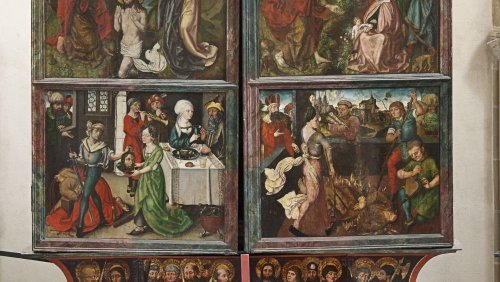 Historians Renew Debate Over Attribution of Possible Dürer Painting in German Church