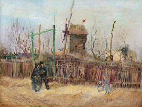 Reuben Family Revealed as Buyer of $15.3 M. Van Gogh Landscape