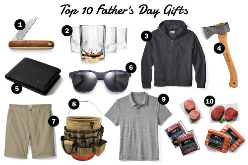Top 10 Gifts for Father's Day 2021 (+ Giveaway!)