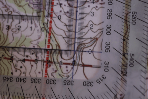 Land Navigation Manual: How to Use the Military Grid Reference System