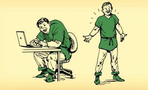 De-Quasimodo Yourself: 6 Exercises to Counteract Slouching