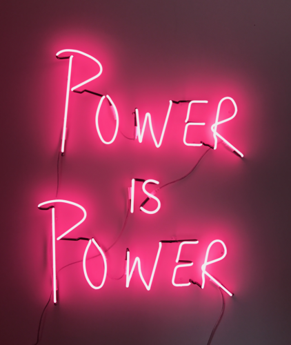 Neon Artist Eve De Haan Collaborates With Reclaim These Streets | Art Plugged