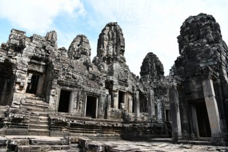 New: Barbara Anello: Photographs of Khmer Sites and Monuments