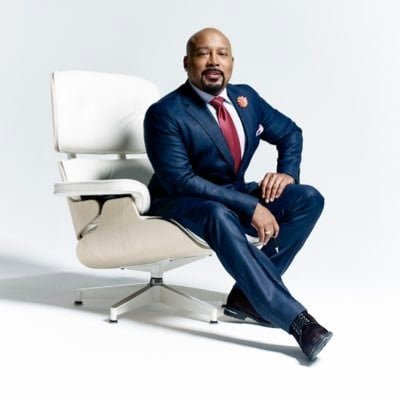 The FUBU Owner, Daymond John