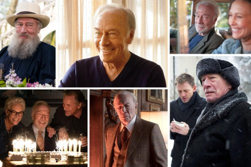 Christopher Plummer Remembered