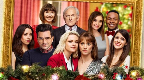 Happiest Season on Hulu