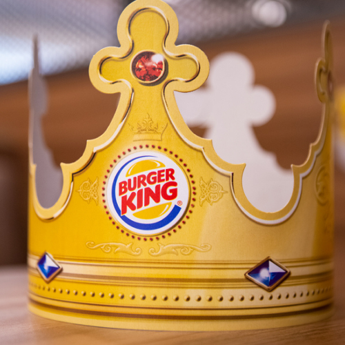 Burger King 'The Untold Story Of The Fast Food Revival.'