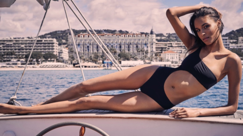 Cindy Bruna The Brunette Bombshell: Who saw herself as a Chartered Accountant but made it to the field of Modelling