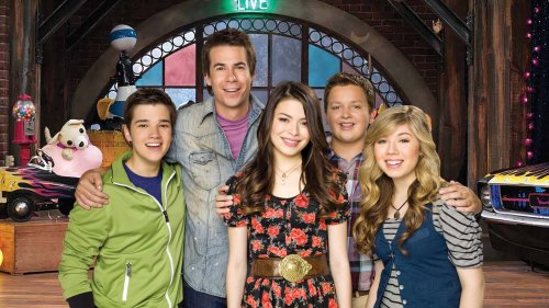 Nickelodeon's iCarly Set for Netflix