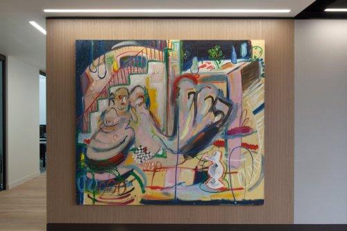 The Ashurst Artist