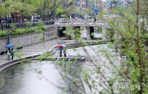 [오늘날씨] 아침까지 비…낮에는 맑고 선선