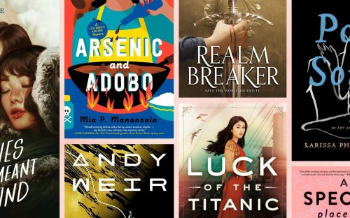 7 New Books To Read In May 2021