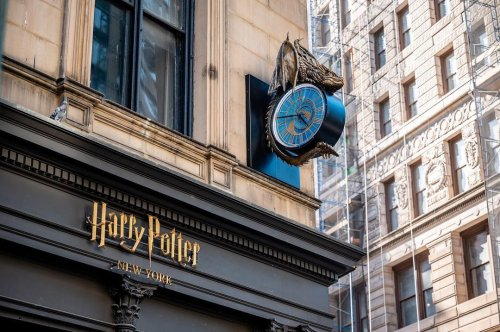 The World's Biggest Harry Potter Store Opens In New York