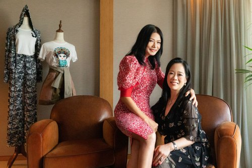 Vivienne Tam and Mastercard's Helena Chen Share Their Most Priceless Moments In Hong Kong
