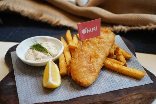 OmniFoods Launches New Range Of Alternative Plant-Based Seafood To Combat Marine Degradation
