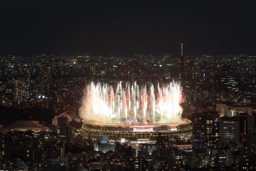 10 Highlights From Tokyo Olympics 2020 Opening Ceremony