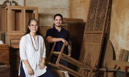 Meet the Family of Furniture Restorers Breathing New Life Into Heirloom Treasures