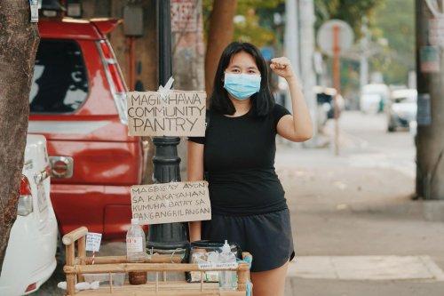 Modern-Day Bayanihan: About Community Pantries Around The Metro