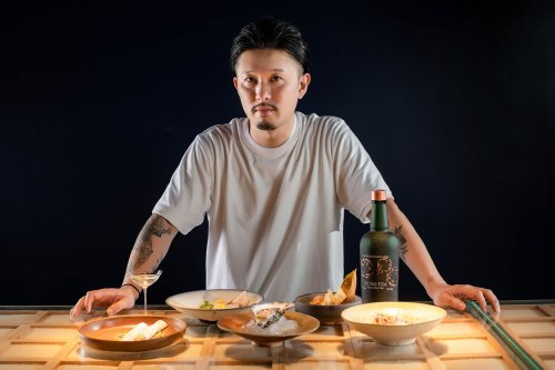 Imbibing On A Taste Of Kyoto With Chef Shun Sato And The House Of Ki No Bi