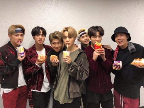 BTS and McDonald's to Launch Exclusive Meal in Singapore on May 27