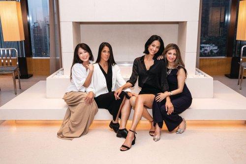 Tatler House Stories: A Panel Discussion With Wellness Advocates Sonia Samtani, Natalie Söderström & Sabrina Villard