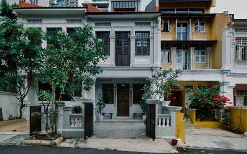 Here's Why Shophouses in Singapore Are in High Demand Right Now