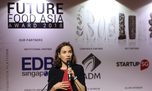 Isabelle Decitre, Founder & CEO, ID Capital: Making a difference by investing in 'Future of Food'