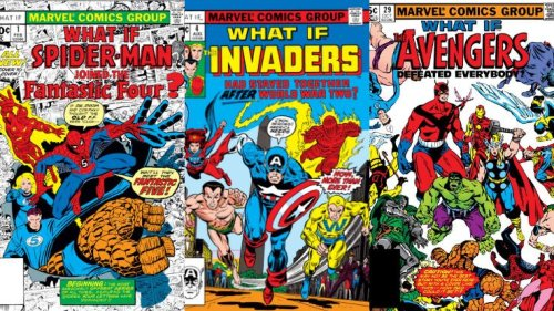 """11 Crazy """"What If?"""" Marvel Comics Storylines You Won't Find on Disney+"""
