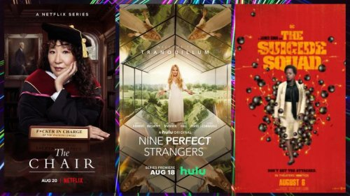 Coming Soon: Everything to Watch on Netflix, Hulu, HBO Max, Prime and in Theaters in August 2021