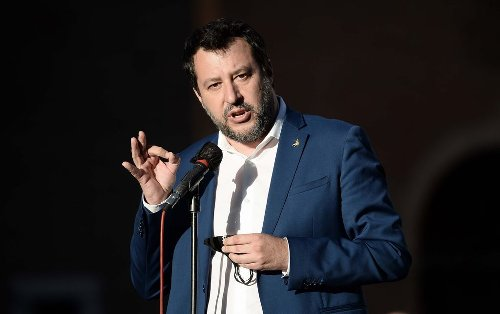 Covid, Salvini: doveroso togliere il coprifuoco, lo dicono i dati