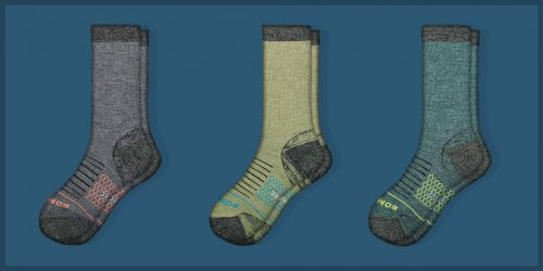 11 Hiking Socks to Make Your Next Trek Your Best Trek