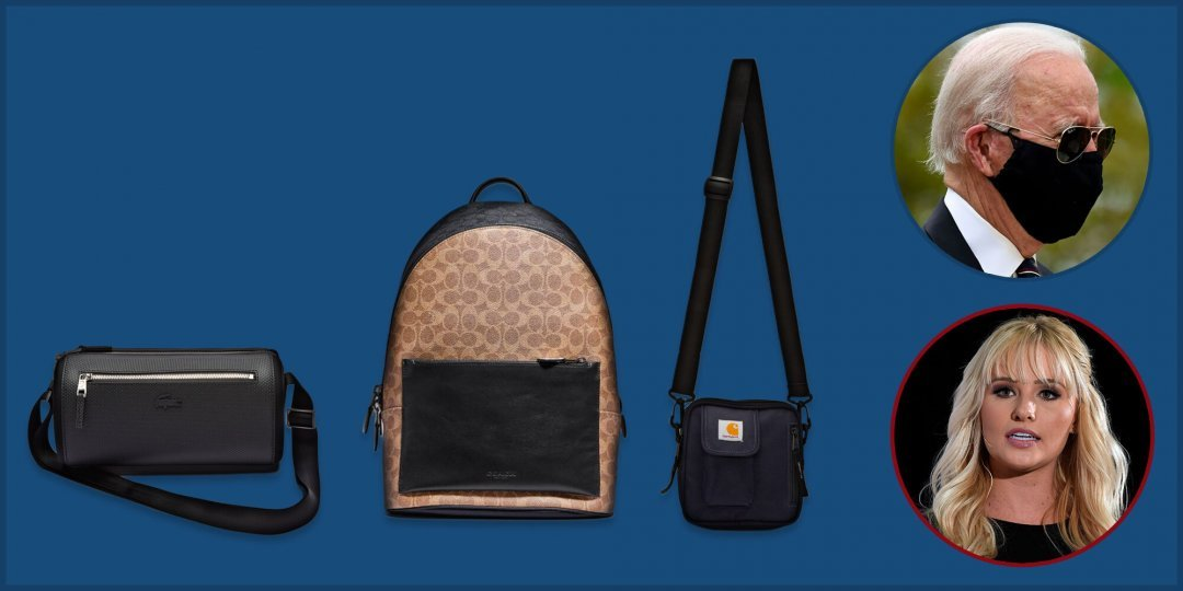 A Response to Tomi Lahren: Real Men Carry Purses
