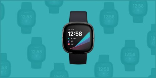 Fitbit's Latest Smartwatch Is Here to Help You De-Stress