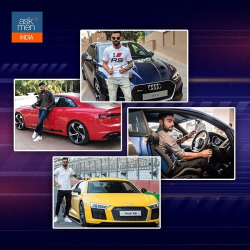 From The Land Rover Vogue To The Bentley Flying Spur: Virat Kohli's Automobile Collection Is Classy AF
